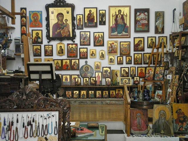 Що купити в Греції: ікона
