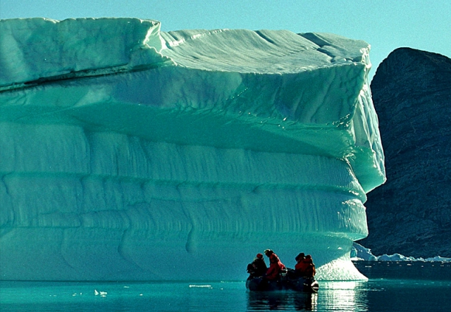 Національні парки світу: Північно-Східний Гренландський національний парк