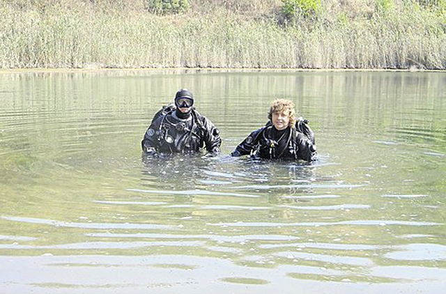 Україна аномальна: озеро з рідким склом - Донецьк