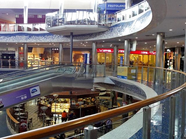 Достопримечательности Валенсии: торговый центр El Saler