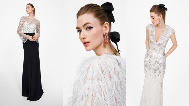 Весільні та вечірні сукні колекцій 2020 року