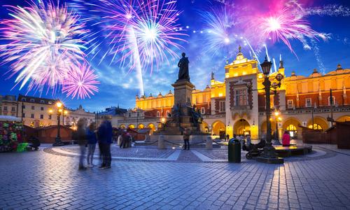 Где отпраздновать Новый год 2019 в Европе