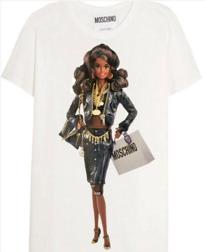 Moschino Barbie