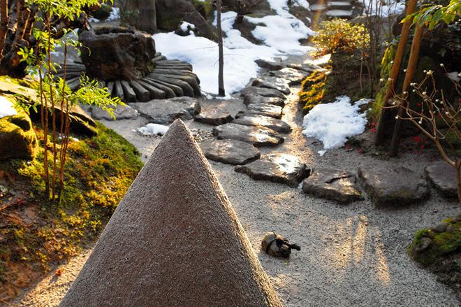 Японський кам'яний сад