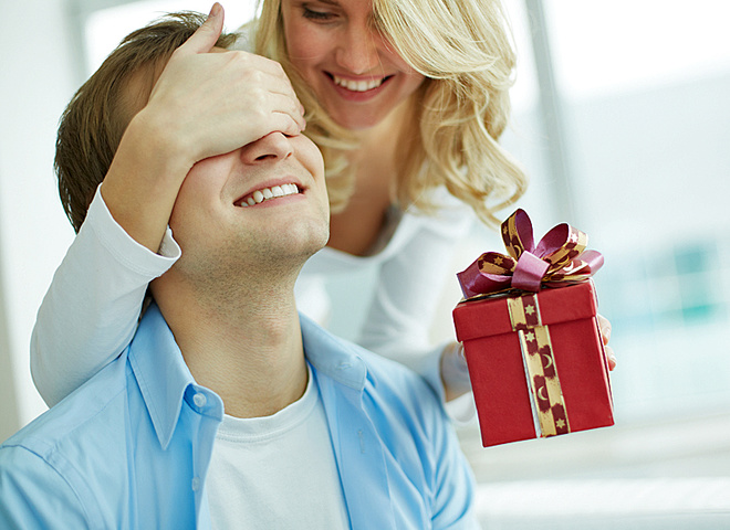 Привітання з 6 грудня, подарунок