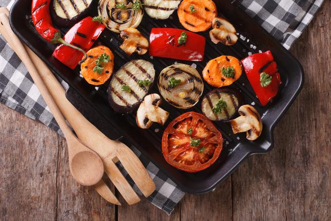 Маринад для овочів на грилі: ТОП-3 рецепта