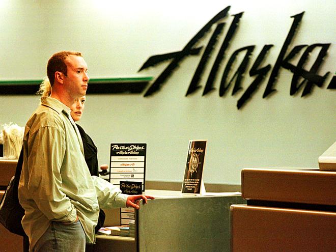 Пунктуальные авиакомпании мира: Alaska Airlines