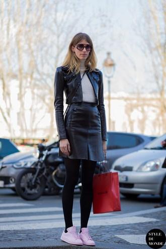 Як і з чим носити спідницю восени 2016: стрітстайл образи