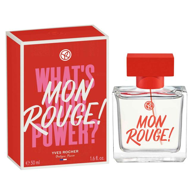 Парфюмированная вода Mon Rouge!