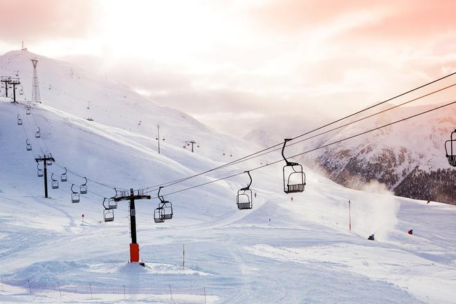 """Новый год 2018: ТОП-5 """"незаезженных"""" горнолыжных курортов"""
