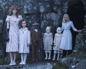 Дом странных детей Мисс Сапсан