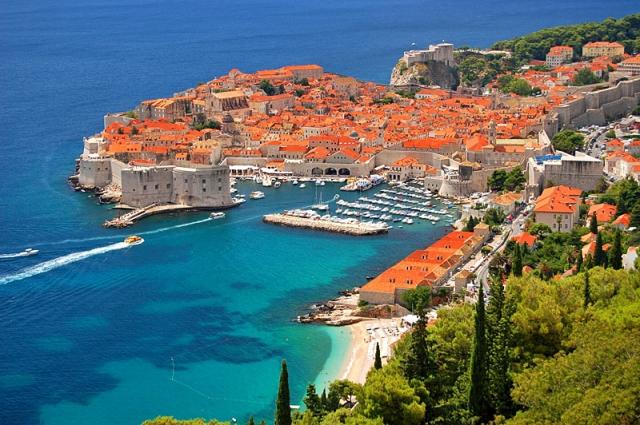 Гра престолів: Дубровнику, Хорватія