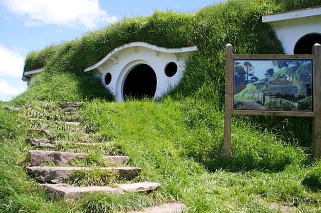 По тропам любимых героев: Хоббитон, Матамата, Новая Зеландия