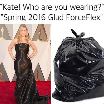 Интернет мемы - Оскар 2016