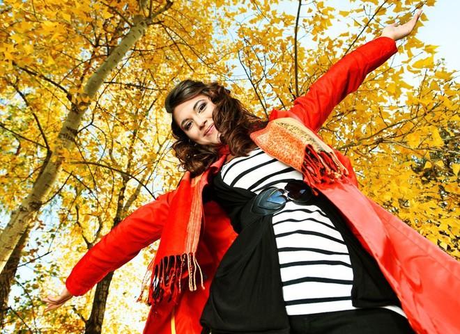 Осень - лучшее время, чтобы заняться творчеством. И настроение поднимется!