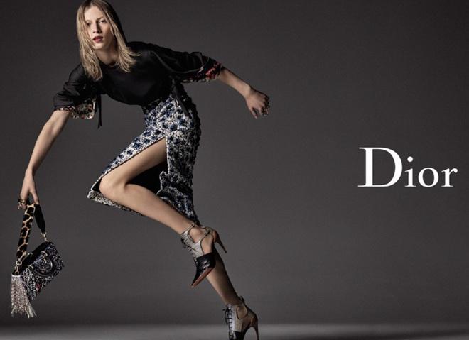 Рекламна кампанія Dior осінь-зима 2016/2017