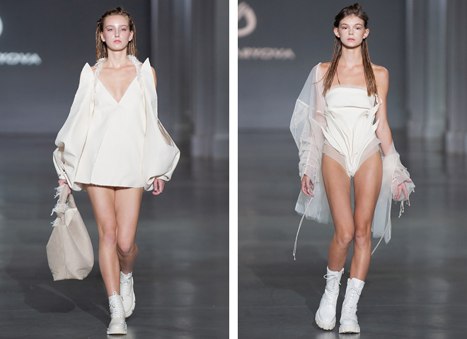 Бренд Yuliya Psaryova: New Names на Ukrainian Fashion Week noseason sept 2021
