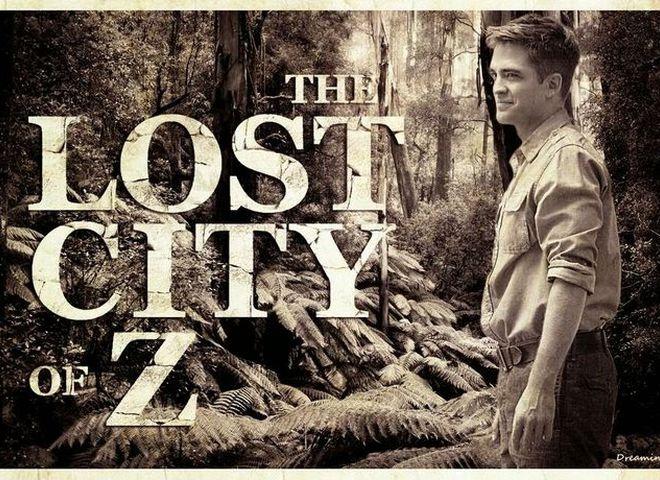 Загублене місто Z