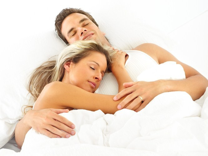 поза во сне расскажет об отношениях с любимым