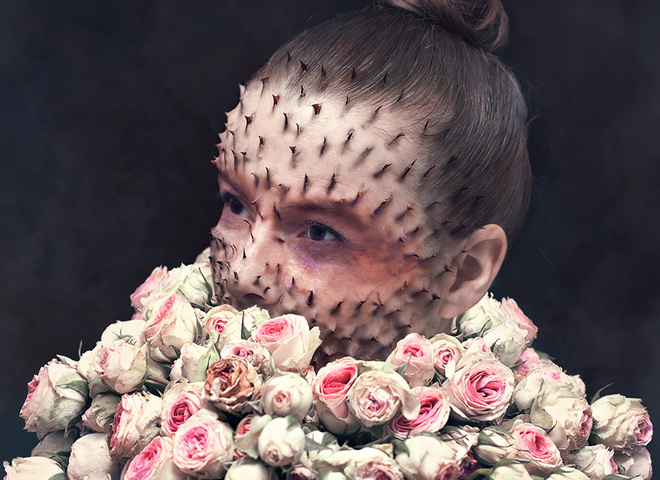 """""""Treeheads"""": люди-рослини в фотопроекті Кела Редбака"""
