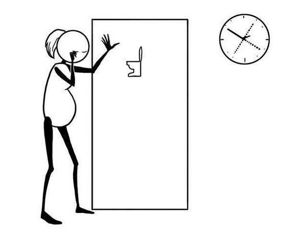 Будни беременных женщин