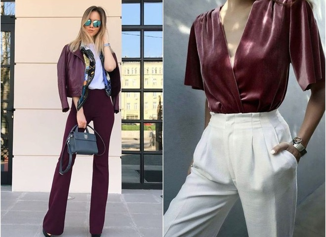 Модні брюки 2018