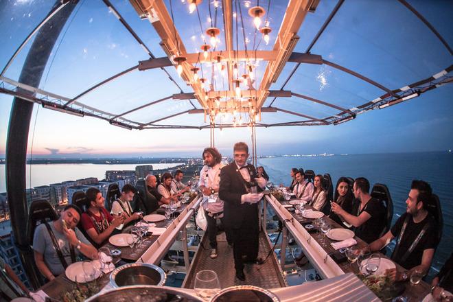 10 самых оригинальных ресторанов мира