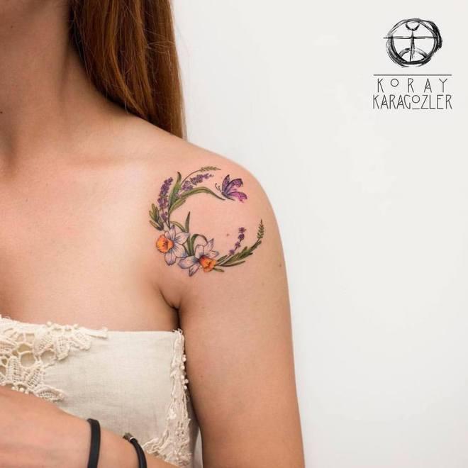 Летние татуировки