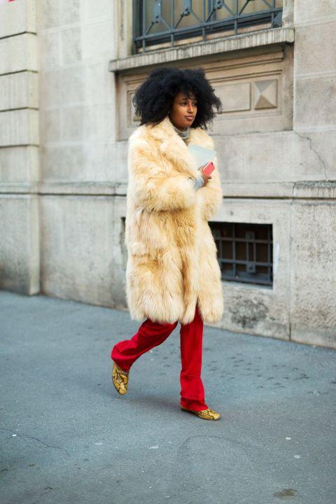 Тиждень моди в Мілані: street style