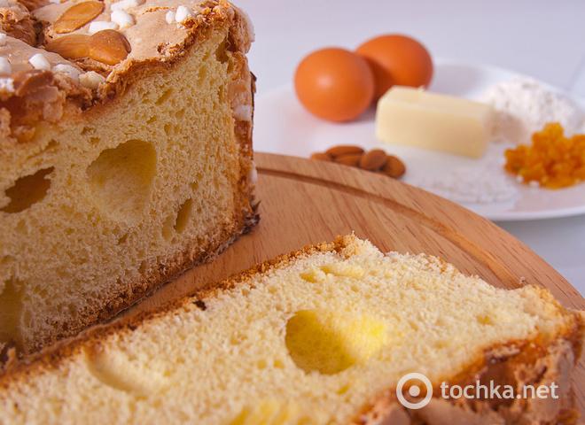 Пасха в хлебопечке рецепт