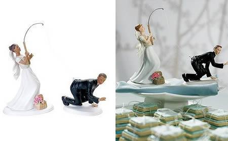 Свадебные фигурки)))