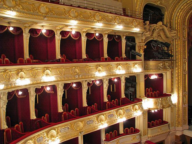 Оперний театр, Львів