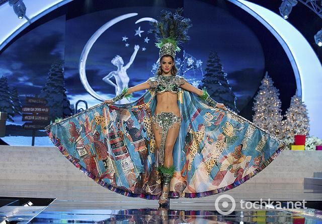 Як проходив конкурс Міс Всесвіт