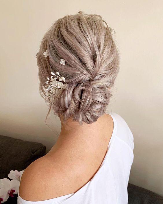 Модна весільна укладка на будь-яку довжину волосся