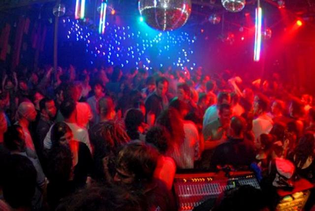 Ночные клубы Тель-Авива: Block