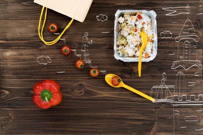 Доставка еды в Киеве