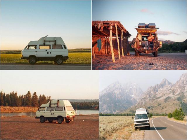 Подорожуємо з Instagram: одна дорога, один вен