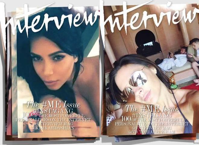 фотопроект журнала Interview