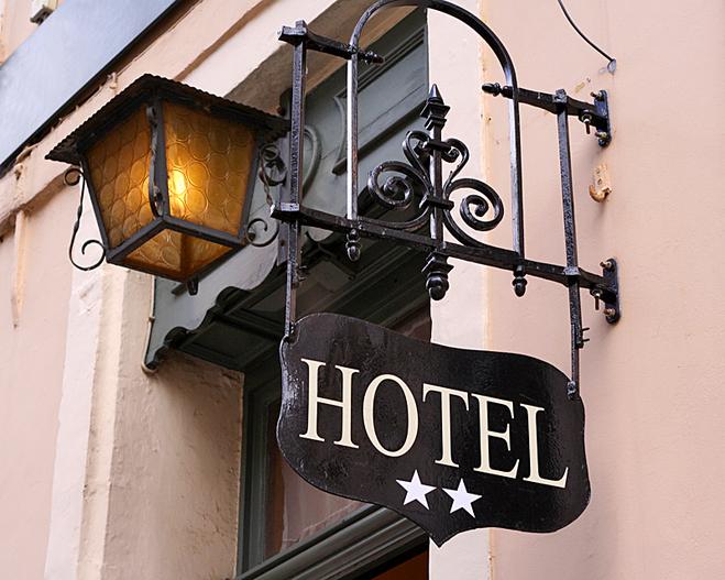 Як готелі отримують свої зірки
