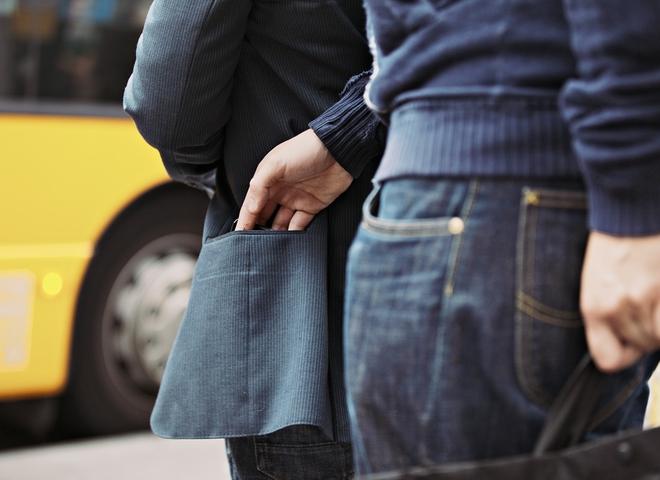 В якому місті найбільше кишенькових злодіїв?