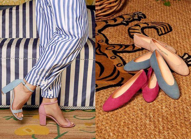 Больше цвета: модная обувь на весну-лето 2017