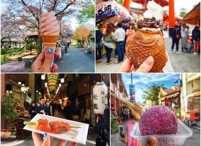 Гастротуризм: путешественница ведёт Instagram уличной еды из разных городов и стран