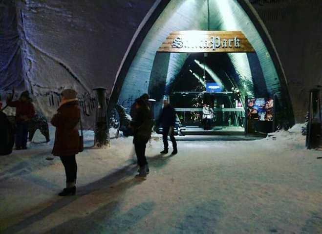 Лапландія: місце, в якому відчуває себе як в казці навіть дорослий
