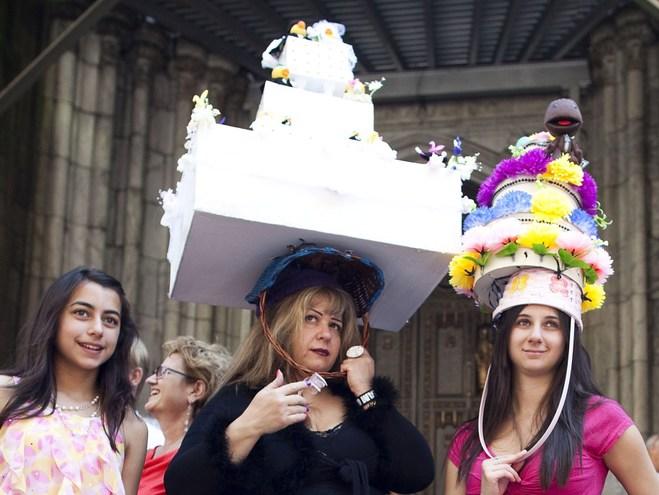 Великодній парад