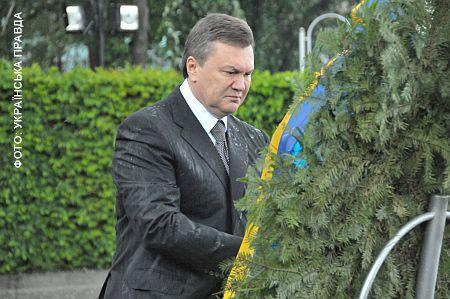 Жесткий FAIL Януковича by венок
