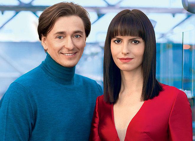 Анна Матісон і Сергій Безруков