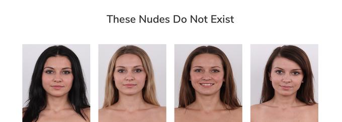 Порно і штучний інтелект: тепер ти можеш купити оголене фото жінки за $1