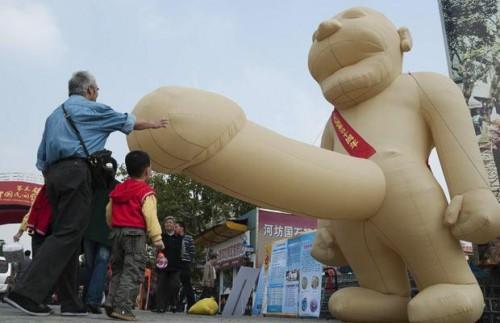 Китай диво дает