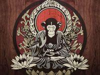 Красивые обои на год обезьяны
