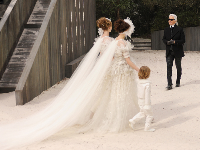 (3) Chanel Haute Couture ss2013